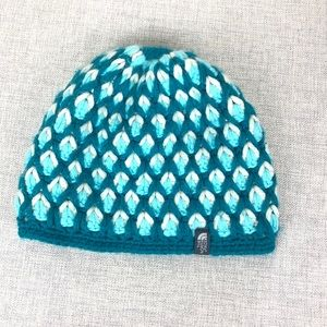 The North Face Knitted Beanie Sherpa Lined